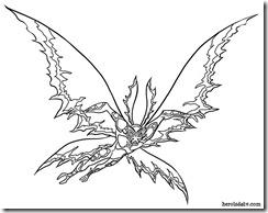Calafrio Supremo Desenhos para colorir Ben 10 Supremacia Alienígena