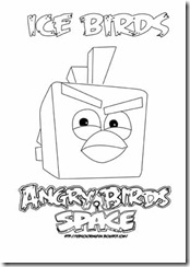 Ice Birds Angry Birds Space