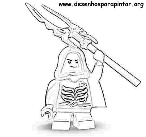 Lego ninjago desenhos para imprimir pintar e colorir for Ninjago coloring pages lloyd