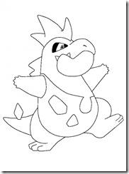 Desenho do Pokemon  para Colorir5