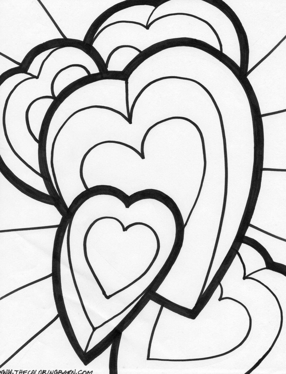 dia dos namorados  u2013 desenhos para imprimir pintar e
