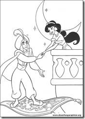 Aladin_Jasmine_genio_disney_desenhos_colorir_pintar_imprimir-12