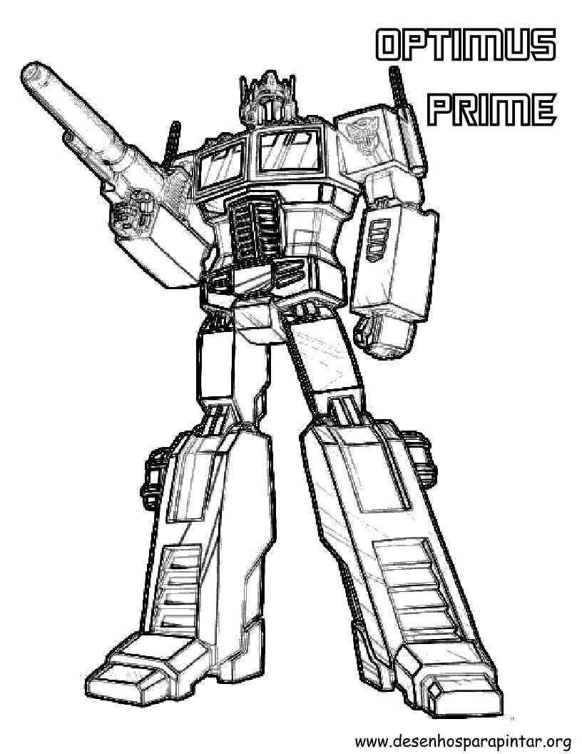 transformers halloween coloring pages - photo#24