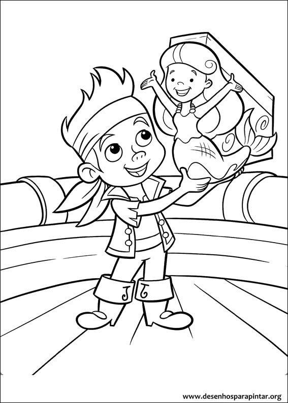 Perfecto Disney Piratas Para Colorear Imagen - Ideas Para Colorear ...