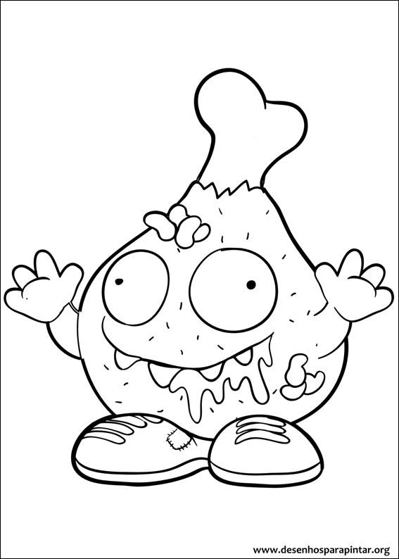 bob the blob coloring pages - photo#29