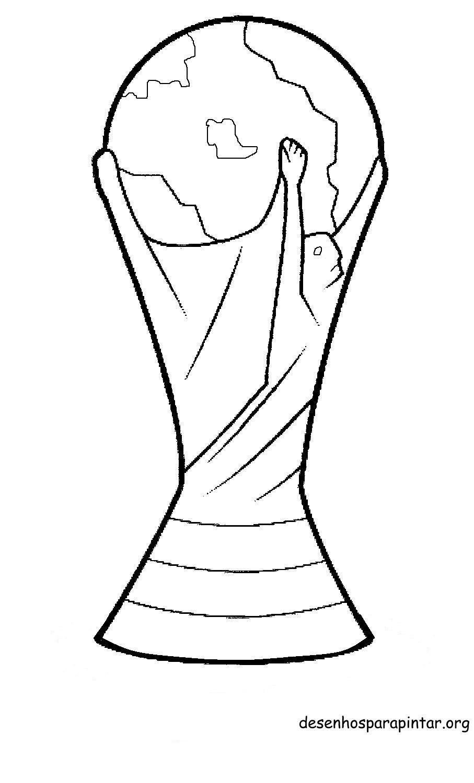 S 237 Mbolos E Ta 231 A Da Copa 2014 Desenhos Para Imprimir