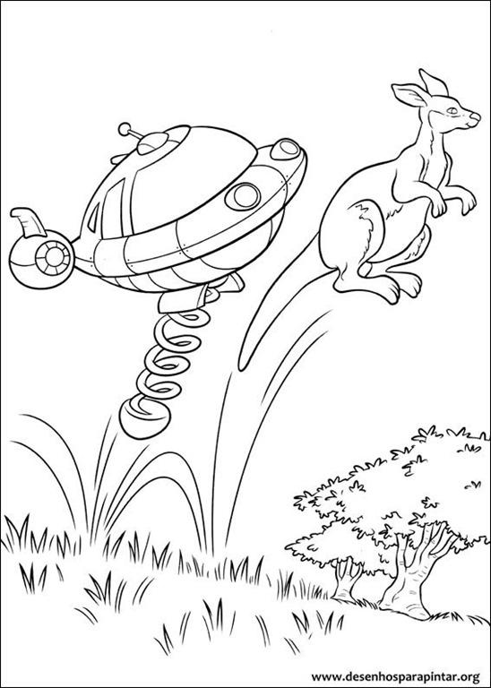 Mini Eisteins Da Disney Desenhos Para Imprimir Pintar E