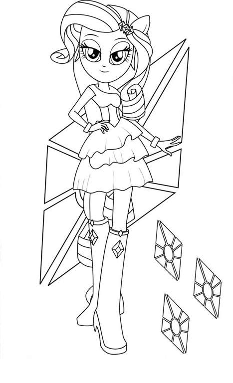 little girl coloring pages not copyrighted | Discovery Kids » Desenhos para Pintar e Colorir