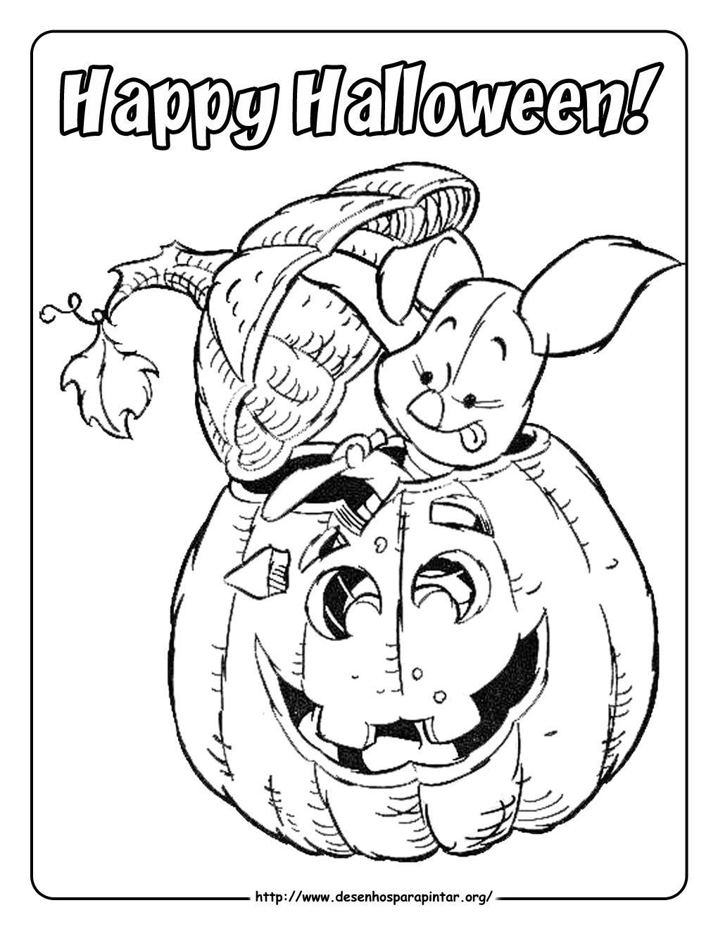 Cabecas De Abobora Para Imprimir Pintar E Colorir Neste Halloween