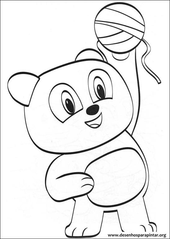 Julius Jr Desenhos Para Pintar Imprimir E Colorir Do Simpatico